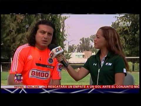 Entrevista de Chapis con Héctor Reynoso comentando el mal paso de Chivas. Zona Chiva TDN 29 Oct 2013
