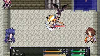 RPG Maker VX Ace : Criminal Girls : Invite Only Battle System Test