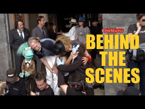 The Happytime Murders Behind The Scenes B Roll With Cast And Crew