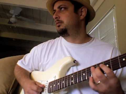 Learn how to play blues lead guitar create licks practice - Mixolydian and Blues Study Part 1