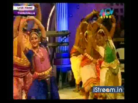 Varnam 2011: Classic dance by Vineeth & Lakshmi Gopalaswamy