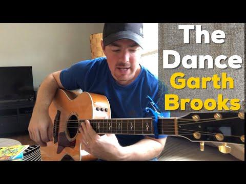 The Dance  Garth Brooks Beginner Guitar Lesson
