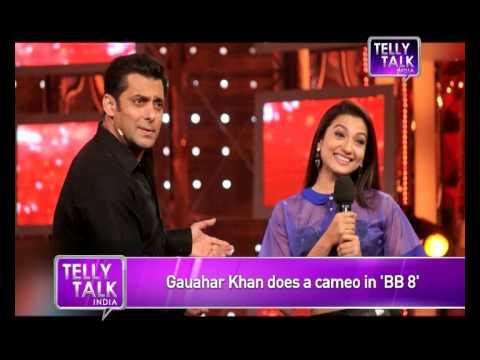 Bigg Boss Season 8 - Gauhar Khan does Cameo in the show | 20th October 2014