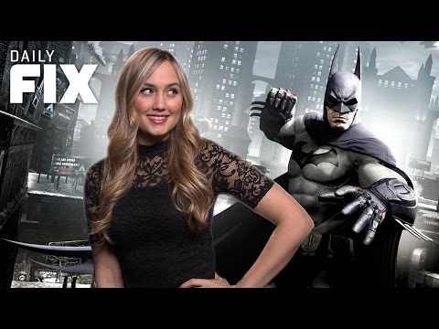 Rumored New Batman Game Isn't What You Think - IGN Daily Fix