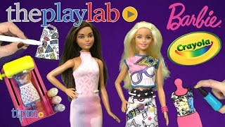 Play Lab | Barbie Crayola from Mattel