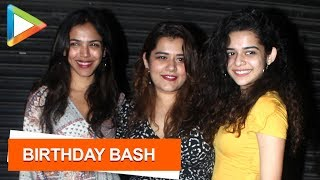 Top celebs SPOTTED at Veere Di Wedding girl Shikha Talsania's birthday party at Little Ease