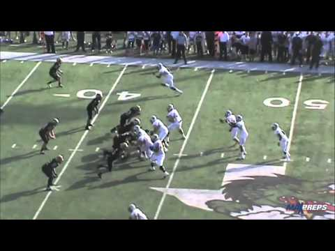 Guyer (Denton, TX) Jerrod Heard - QB #2