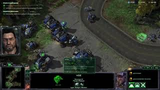 StarCraft II, Wings of liberty, mision 11