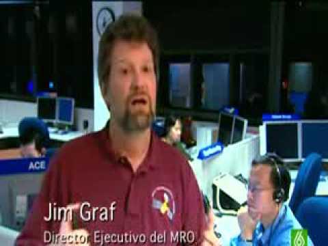 Sciencie Channel MRO (Mars Reconnaissance Orbiter) 1