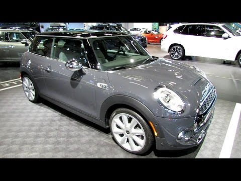 2015 Mini Cooper S - Exterior and Interior Walkaround - 2014 Montreal Auto Show