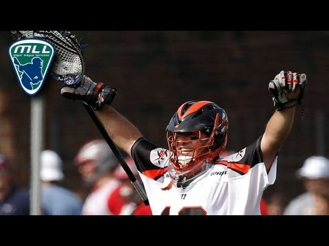 Jesse Schwartzman 2012 MLL Highlights