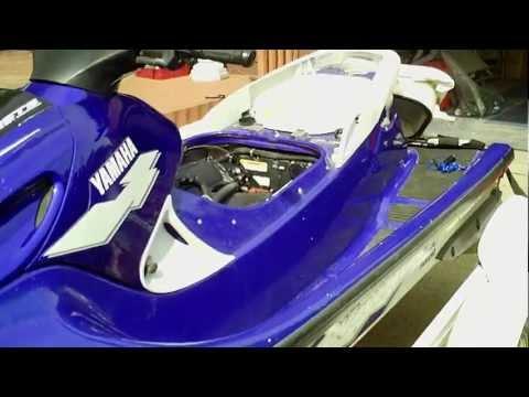 Yamaha Waverunner 1999 GP800