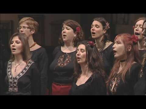 The London Bulgarian Choir - Pilentce Pee