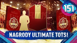 Nagrody ULTIMATE TOTS! - FIFA 19 Ultimate Team [#151]