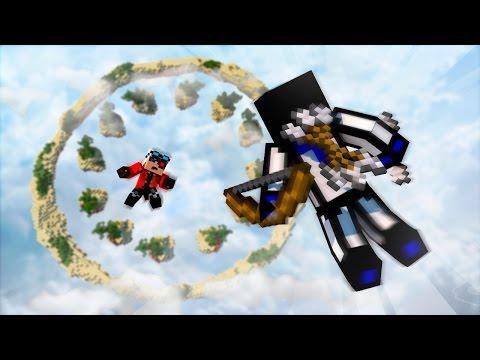 Minecraft SkyWars Team : ПвП над облаками #1