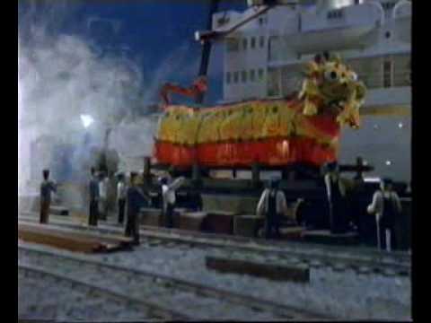 Don Thomas Come On Train