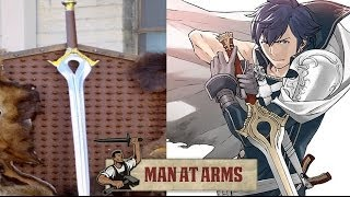Chrom's Falchion (Fire Emblem ファイアーエムブレム) - MAN AT ARMS