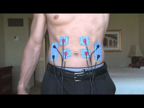 Review: Compex Muscle Stimulator the easy way to workout & recover