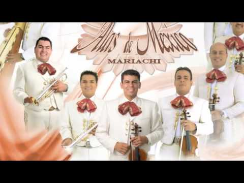 Mariachi Alas de Mexico, Popurri Intocable (video)