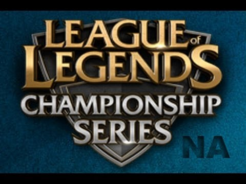LCS 2013 NA Spring Playoffs D2