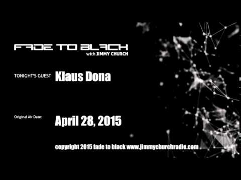 Ep. 246 FADE to BLACK Jimmy Church w/ Klaus Dona Giants DNA LIVE on air