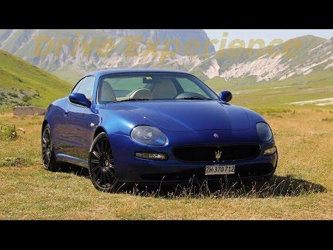Maserati 4.2 Gt Coup� - Inserito da Davide Cironi il 15 agosto 2015 durata 12 minuti e 35 secondi - Vi piacciono le finte borghesi con la testa matta? La sostituta della 3200 Gt pu� fare al caso vostro. Bella, potente e sbandata, oggi vale molto meno di quello che dovrebbe. Motore di prima derivazione 360 Modena, evoluto e montato prima di adottarlo poi su Ferrari 430 e 8C Competizione. Io l�ho scelta con il cambio manuale e gli scarichi aperti.