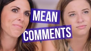 Reading Mean Comments #2 (Beauty Break)