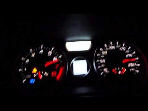 Renault Megane RS Sport F1-Team R26 0 - 250km/h