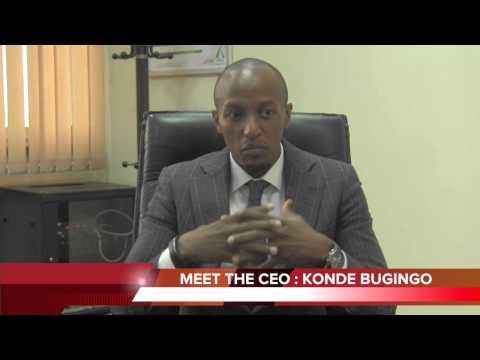 Rise and Shine Rwanda : MEET THE CEO : KONDE BUGINGO