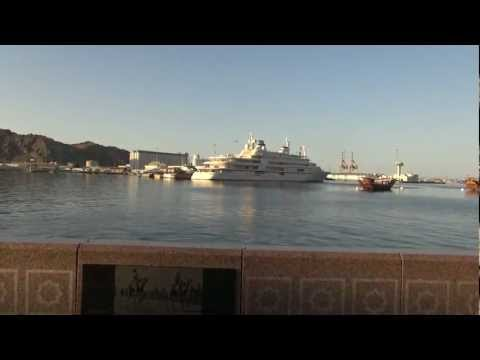 Mutrah Souq and Al Corniche, Muscat, Oman