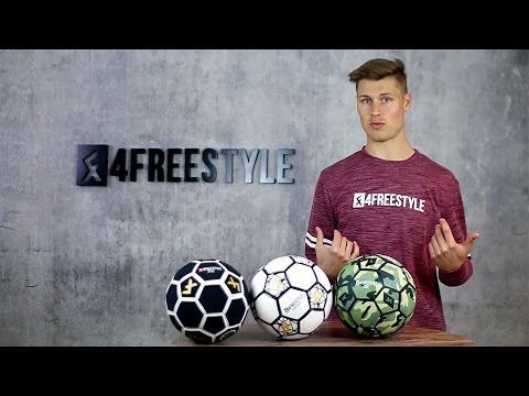 What ball to choose for freestyle football