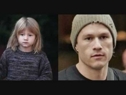 Sad Tribute to Heath and Matilda Ledger