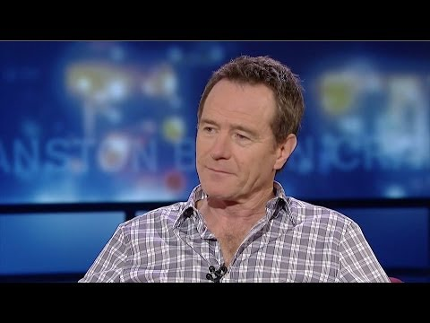 Bryan Cranston Interview on George Stroumboulopoulos Tonight