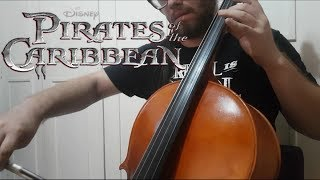 Pirates of the Caribbean - Fog Bound/He Is a Pirate (Cello Loop) by Stephan Bookman MP3