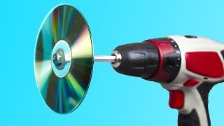 8 Unexpected Ideas With CDs