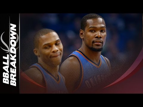 Will Kevin Durant & The Thunder Make The Playoffs? Race For 8th Episode 1