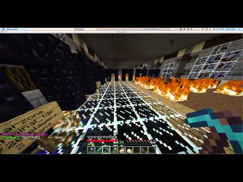Minecraft Cracked 1.4.7 Server 24/7 MineWars (Raid)(Factions)(NoLag)