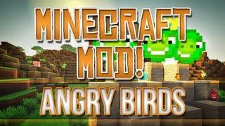 Minecraft Mod! - Angry Birds