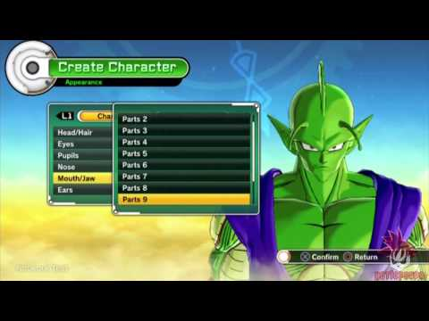 Dragon Ball Xenoverse Created Characters Dragon Ball Xenoverse Namekian