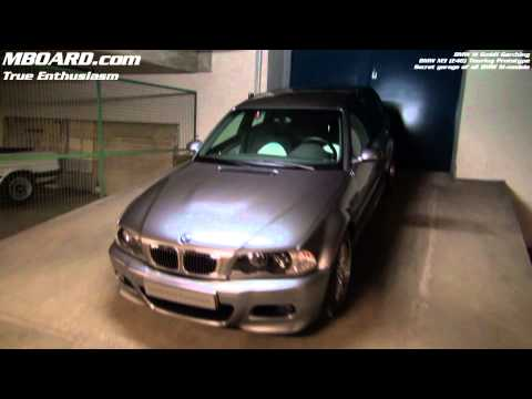 BMW M3 Touring (E46) at BMW M GmbH: only one in the world