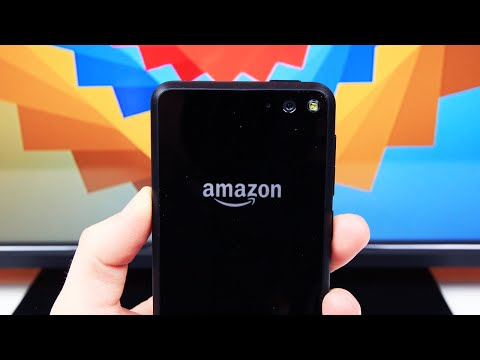 Amazon Fire Phone - Camera & FireFly overview