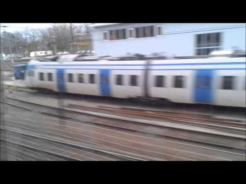 SJ 2000 ( train 243  ) from Stockholm C to Gothenburg ( 07:10)
