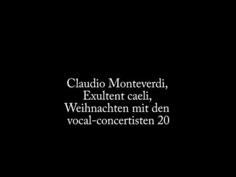 Монтеверди Клаудио - Exultent caeli