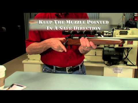 Firearm Safety - How to Safely Handle a Firearm