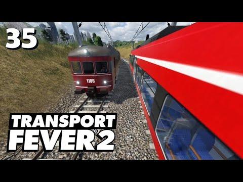 Transport Fever 2 S7/#35: Der nächste Regio läuft vom Stapel [Lets Play][Deutsch]