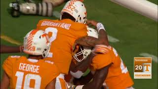 Tennessee vs Indiana State NCAA Football Highlights 2017