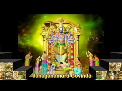 Srinivasa Govinda (full Song) video