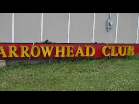 Kansas City Chiefs Arrowhead Club Neon Sign *Name Your Price*