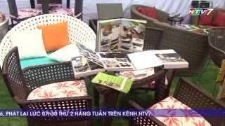 Ghế Giả Mây Minh Thy Tham Gia Hội Chợ Triển Lãm VietBuild Home 2014
