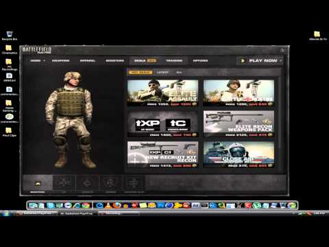 Tutorial How to Setup Xbox Controller with PC Games Commentary BattlefieldPlay4Free